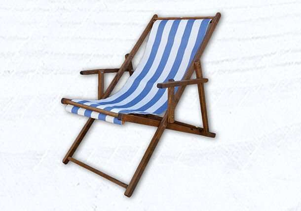 Comfort Deck Chair
