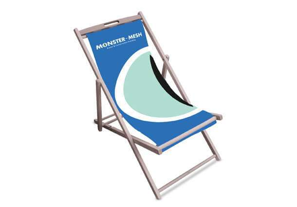 Promotional Deckchair