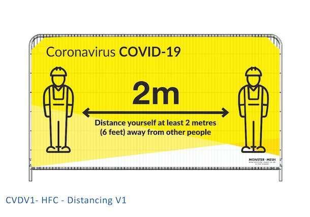 CVDV1- HFC – Distancing V1