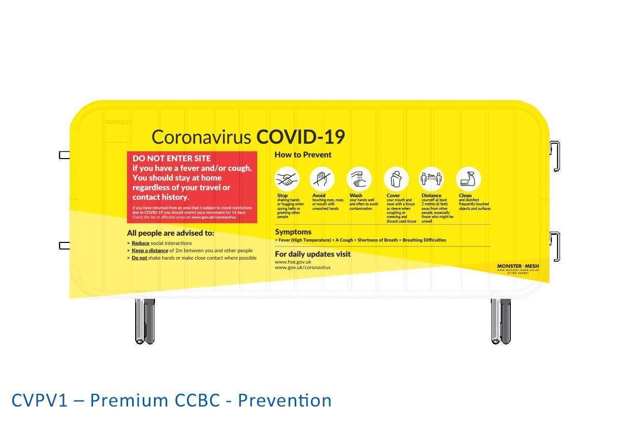 CVPV1 – Premium CCBC – Prevention V1