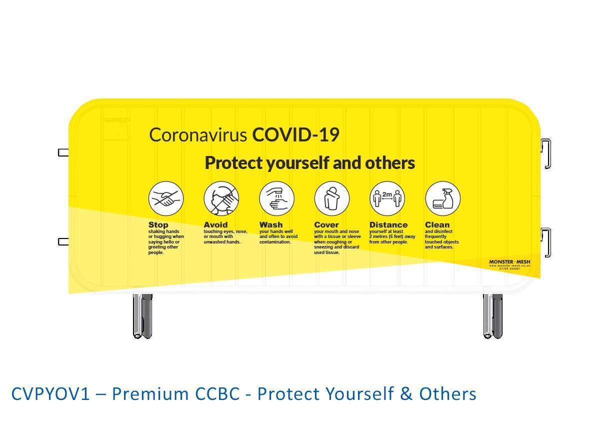 CVPYOV1 – Premium CCBC – Protect Yourself & Others V1
