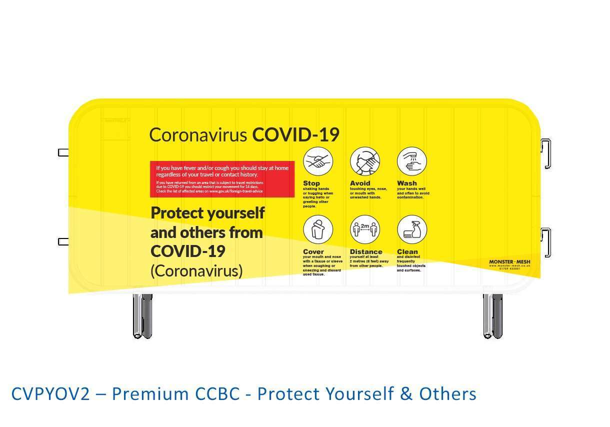 CVPYOV2 – Premium CCBC – Protect Yourself & Others V2