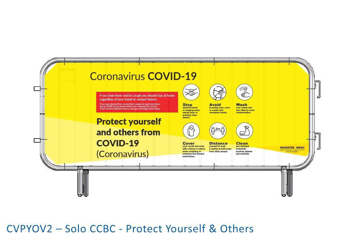 CVPYOV2 – Solo CCBC – Protect Yourself & Others V2